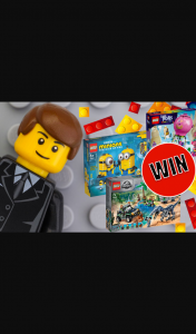 Mum Central – Win One of Five Lego Prize Packs
