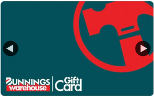 Nailed It Improvements – Win a Bunnings Gift Card Worth $50