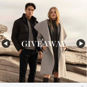 Oxford Shop – Win a $500 Gift Voucher (prize valued at $500)