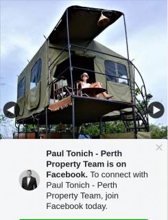 Paul Tonich – Win $100 Bp Voucher (prize valued at $100)