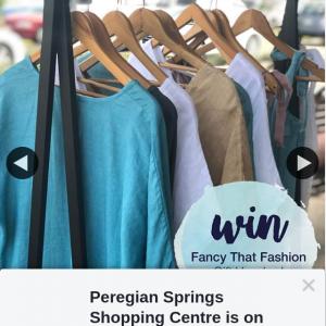 Peregian Springs Shopping Centre – Win a $50 Gift Voucher