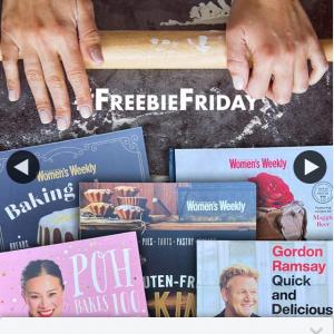 QBD Books – Win a 5 Cookbook Pack