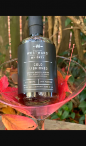 4 Readers can – Win a Bottle of Westward American Single Malt Whiskey & Mr Black Cold Pressed Cocktail (prize valued at $150)