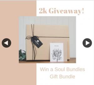 Soul Bundles – Win Gift Bundle