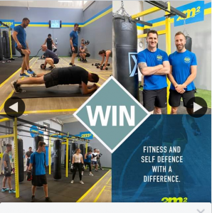 South Aussie With Cosi – Win a 6 Month Membership to 2m2 Fitness and Defence??