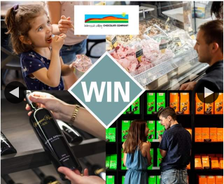 South Aussie With Cosi – Win a $50 Voucher to Spend at Barossa Valley Chocolate Company