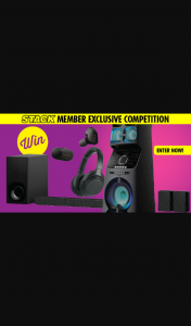 Stack Magazine – Win The Ultimate Party Sound System