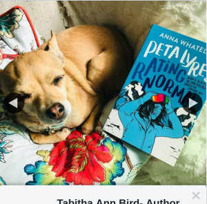 Tabitha Ann Bird Author – Win this Week I'm Proud to Be Giving Away a Copy of Anna Whateley's Debut Fiction Peta Lyre's Rating Normal