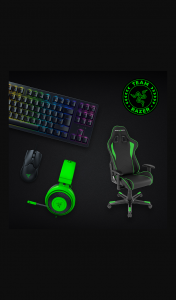 Team Razer – Win a Dxracer Chair & a Razer Gaming Setup