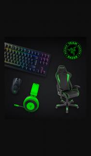 Team Razer – Win a Dxracer Chair & a Razer Gaming Setup