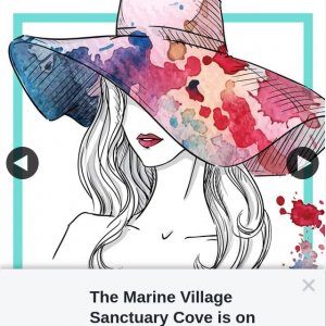 The Marine Village Sanctuary Cove – Win a Luxury Styling Session With Their Own Personal Stylist Susie