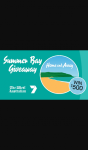 The West Australian – Win $500 Cash