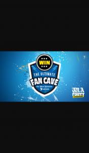 The West Australian – Win The Ultimate Fan Cave