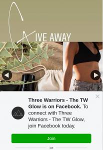 Three Warriors – Win The Tw Glow