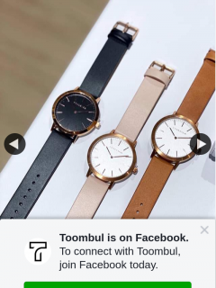 Toombul SC – Win a Beautiful Foxleigh Watch (prize valued at $119)