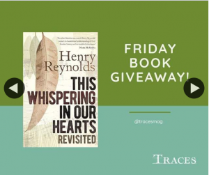 Traces magazine – Win a Copy of The Whispering In Our Hearts Book