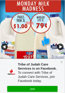 Tribe of Judah Care Services – Win a $100 In Store Gift Voucher (prize valued at $100)