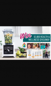 Win (tick All That Apply) (prize valued at $2,800)