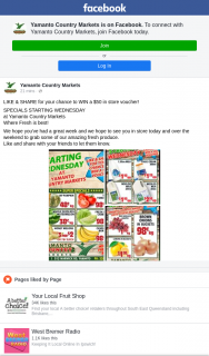 Yamanto Country Markets – Win a $50 In Store Voucher