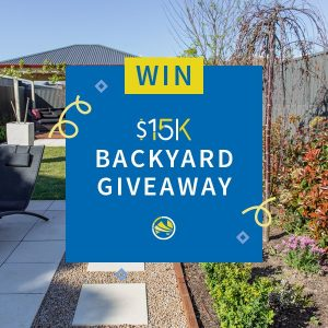 Australian Outdoor Living – Win backyard makeover valued at $15,000