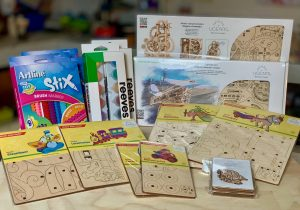 Charlie Boots – Win a craft prize package valued at $260