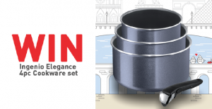 Tefal – July in France – Win 1 of 4 Telfal products