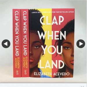 Allen & Unwin Teen – Win Clap When You Land By Elizabeth Acevedo