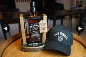 American Bourbon Bar & Grill – Win Pack Must Collect