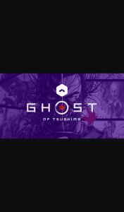 AnimeLab – Win a PS4 Pro Ghost of Tsushim Pack Or 1/10 Ghost of Tsushima Prize Packs