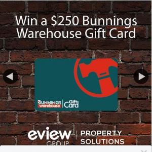 Barry Feldman Realty – Win $250 Bunnings Voucher