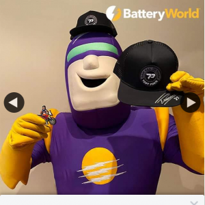 Battery World – Win a Toby Price Merch Pack