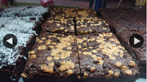 Bayside Brownie Company – Win One of 4 Four Piece Boxes Up for Grabs From The Jan Power's Farmers Market Manly on Sat Morning