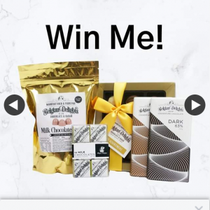 Belgian Delights – Win this Premium Chocolate Pack