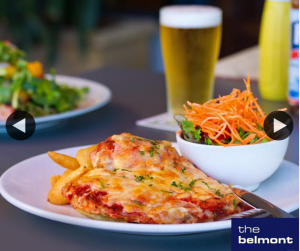 Belmont Tavern WA – Win Parmi for 2 Wednesday Night
