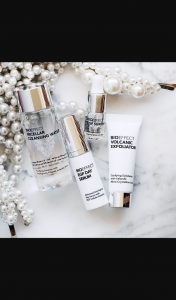 Bioeffect – Win 1 of 10 On-The-Go Essentials Sets (prize valued at $99)