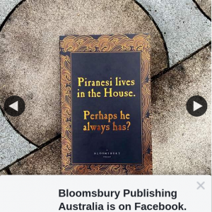 Bloomsbury Publishing Australia – Win 1/10 Copies of Piranesi By Susanna Clarke