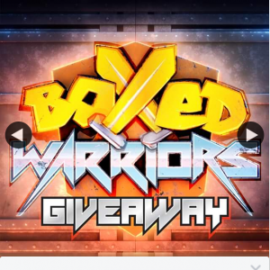 Boxed Warriors – Win Boxed Warriors Toys
