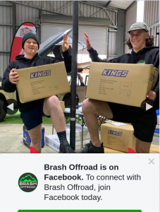 Brash Offroad – Win a Camp Oven Stove and Carry Bag