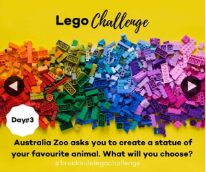 Brookside Shopping Centre – Win 1 of 5 Lego Packs