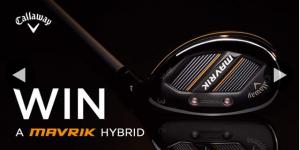 Callaway Golf Australia – Win a Mavrik Hybrid