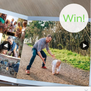 Canvas Factory – Win One of Three Photo Books