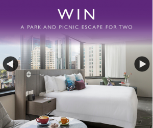 Capri by Fraser Brisbane – Win an Overnight Stay With Our Park & Picnic Package Including a Takeaway Charcuterie Picnic Box for Two