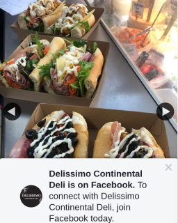 Delissimo Continental Deli – Win 2x Traditional Jumbo Delissimo Conti Rolls to Collect this Friday 10th July