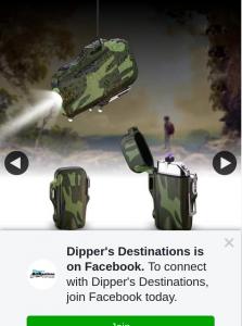Dipper's Destinations – Win a Tactical Lighter From Arc Lighters Australia