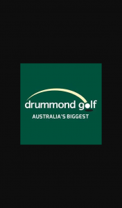 "Drummond Golf – Spend $100 on Adidas Golf Gear to – Win a Trip to The Nz Open 2021"" Promotion (prize valued at $9,500)"