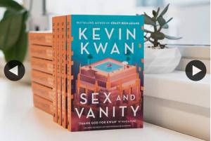 Dymocks Books – Win One of Ten Proof Copies of Sex & Vanity