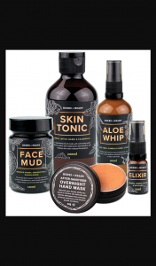 Female – Win a Herbs & Heart Skincare Pack (prize valued at $157.98)
