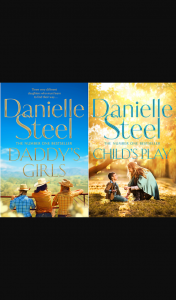 Female – Win One of 3 X Danielle Steel's Packs Valued at $65.98 Each (prize valued at $65.98)