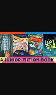 Hachette – Win a Junior Fiction Pack
