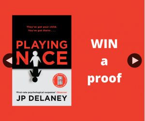 Hachette – Win 1 of 5 Advance Reading Copies of Playing Nice